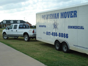 Southlake Texas Moving Company - Southlake Movers, Fort Worth Movers, Southlake moving company, Dallas Movers, policeman movers